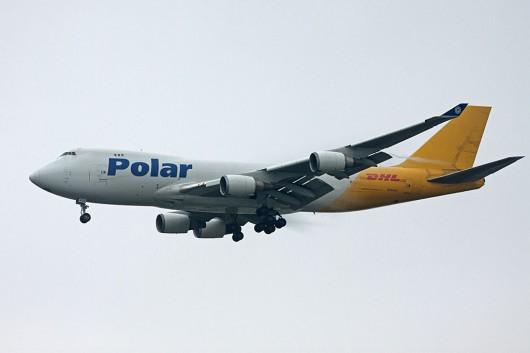 PO/PAC/ポーラーエアカーゴ B747-400F N453PA