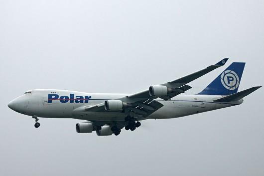 PO/PAC/ポーラーエアカーゴ B747-400F N450PA