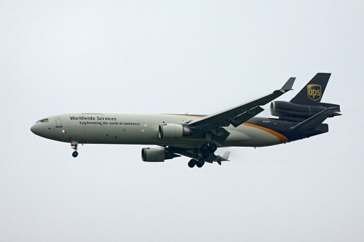 UP/UPS/UPS航空 MD-11F N250UP