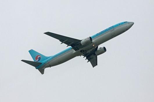 KE/KAL/大韓航空 B737-900 HL7225