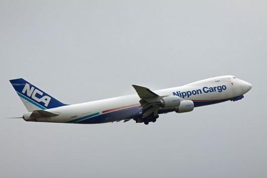 KZ/NAC/日本貨物航空 B747-400F JA12KZ