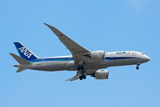 NH/ANA/全日空 B787-825A