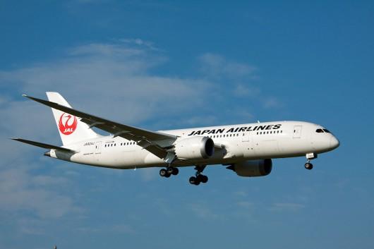 JL/JAL/日本航空 JL B787-8 JA824J