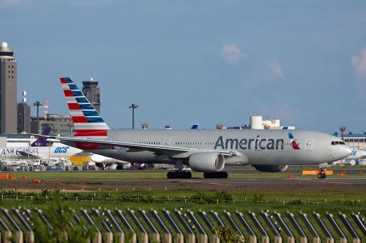 AA/AAL/アメリカン航空 AA170 B772-200ER N750AN