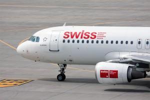 SwissのA320