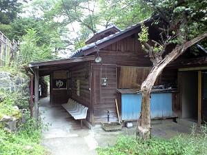 川原湯温泉の共同浴場「笹湯」も閉鎖されてしまいました。