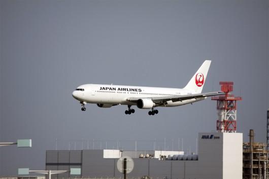 JL/JAL/日本航空 JL B767-300 JA8398