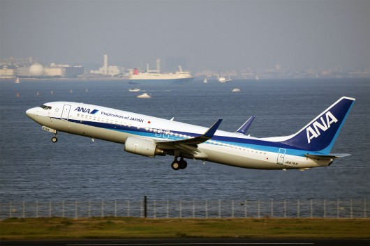 NH/ANA/全日空 NH749 B737-800 JA67AN