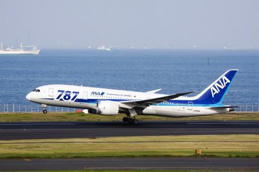 NH/ANA/全日空 NH887 B787-8 JA816A