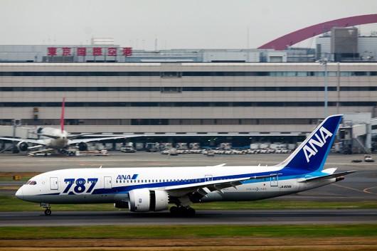 NH/ANA/全日空  B787-8 JA809A