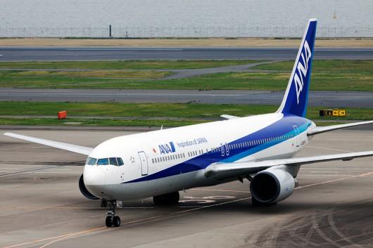 NH/ANA/全日空  B767-300 JA8324