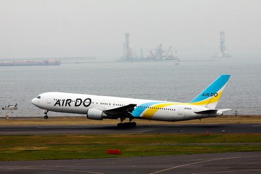 HD/ADO/エアドゥ  B767-300 JA601A