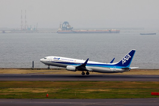NH/ANA/全日空 NH749 B737-800 JA57AN