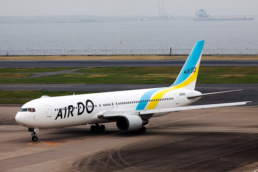 HD/ADO/エアドゥ HD84 B767-300 JA8359