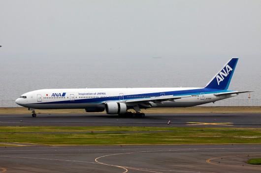 NH/ANA/全日空 NH46 B777-300 JA753A