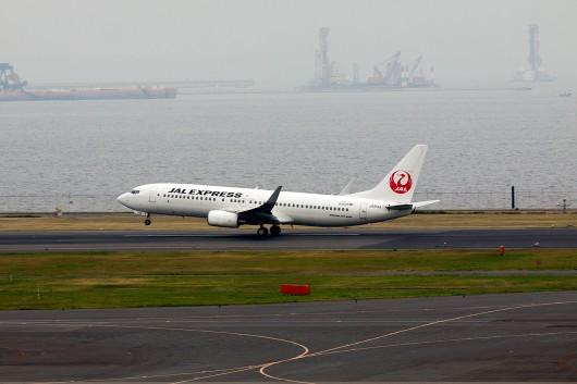 JL/JAL/日本航空 JL1207 B737-800 JA314J