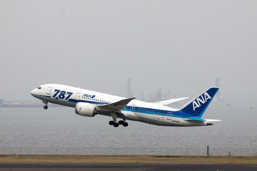 NH/ANA/全日空 NH69 B787-8 JA809A