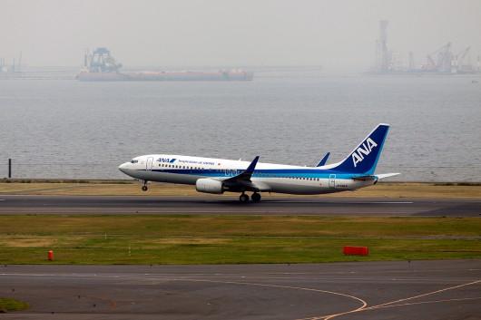 NH/ANA/全日空 NH385 B737-800 JA58AN