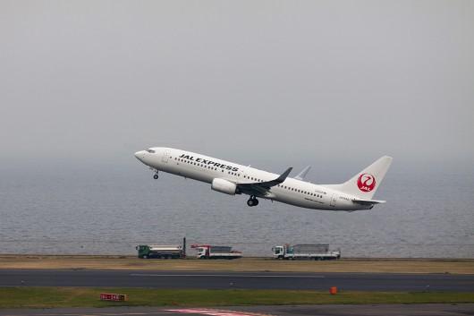 JL/JAL/日本航空 JL1285 B737-800 JA344J