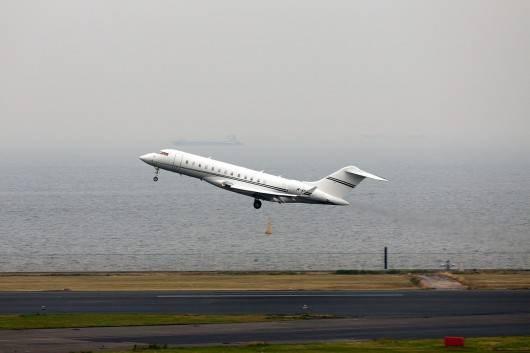 Bombardier Global 6000 M-AHAA