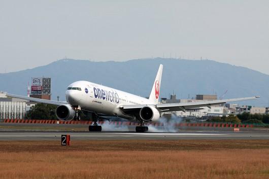 JL/JAL/日本航空 JL2084 B777-300 JA752J