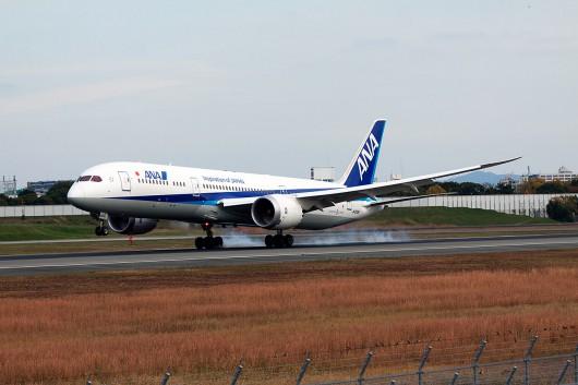 NH/ANA/全日空 NH25 B787-9 JA833A