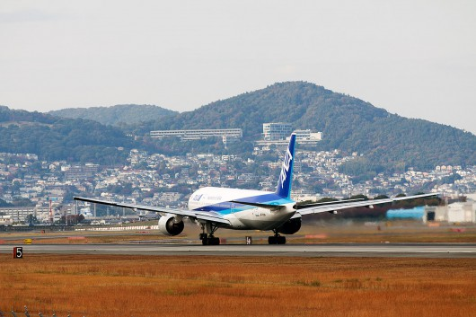 NH/ANA/全日空 NH28 B777-200 JA703A