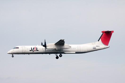 3X/JAC/日本エアコミューター JL2332 DHC-8-400 JA848C