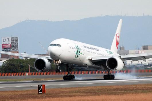 JL/JAL/日本航空 JL119 B777-200 JA8984