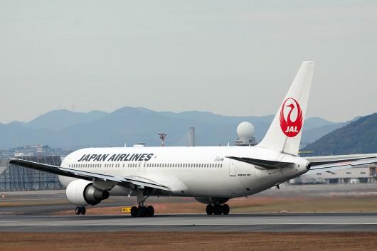 JL/JAL/日本航空 JL120 B767-300ER JA656J
