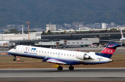 FW/IBX/IBEXエアラインズ  CRJ-700 JA10RJ