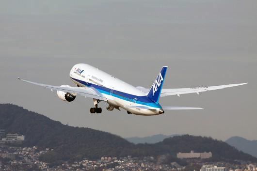 NH/ANA/全日空 NH30 B787-9 JA833A
