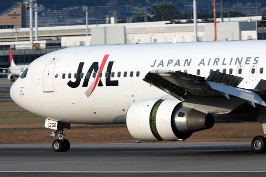 JL/JAL/日本航空 JL121 B767-300 JA8268