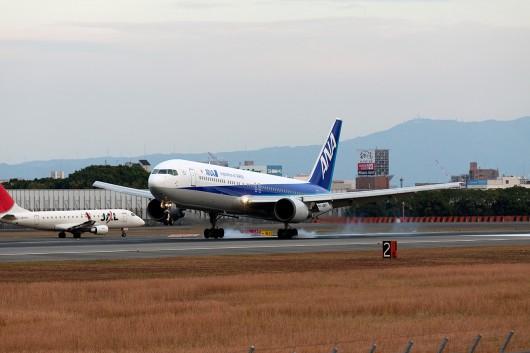 NH/ANA/全日空  B767-300 JA8971