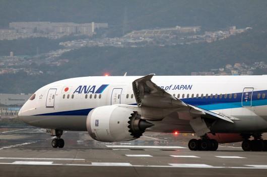 NH/ANA/全日空 NH32 B787-8 JA825A