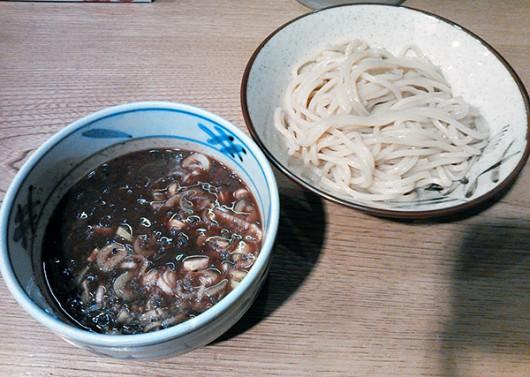 江戸前つけ麺サスケ つけ麺・並(780円)