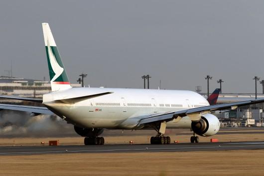 CX/CPA/キャセイパシフィック航空  B777-300 B-HNO
