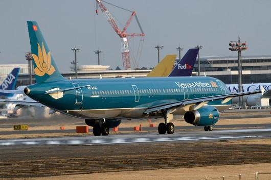 VN/HVN/ベトナム航空  A321 VN-A336