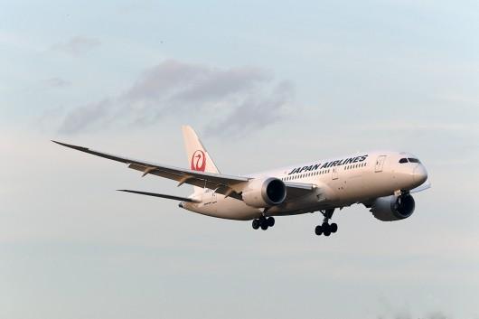 JL/JAL/日本航空 B787-8 JA827J