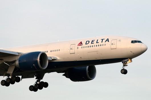 DL/DAL/デルタ航空 B777-200LR N703DN