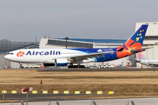 SB/ACI/エア・カレドニア・インターナショナル SB801 A330-300 F-OJSE
