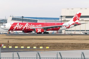 D7/XAX/エアアジア X D7529 A330-300 9M-XXP