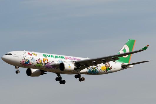 BR/EVA/エバー航空 BR198 A330-300 B-16309