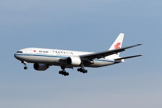 CA/CCA/中国国際航空 CA925 B777-200 B-2064