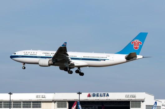 CZ/CSN/中国南方航空  A330-300 B-6516