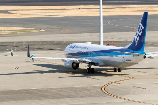 NH/ANA/全日空  B737-800 JA62AN