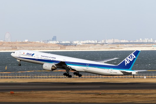 NH/ANA/全日空  B777-300 JA755A
