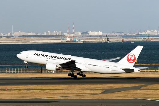 JL/JAL/日本航空  B777-200 JA8977