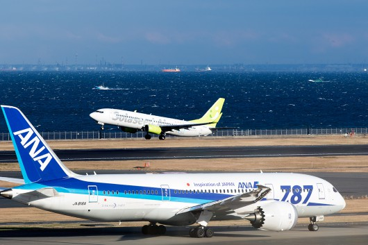 LQ/SNJ/ソラシドエア  B737-800 JA804X