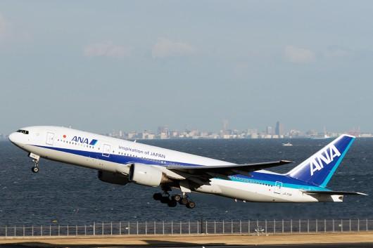 NH/ANA/全日空  B777-200 JA713A